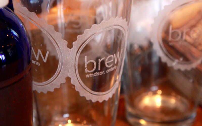 BREW Windsor Microbrewery